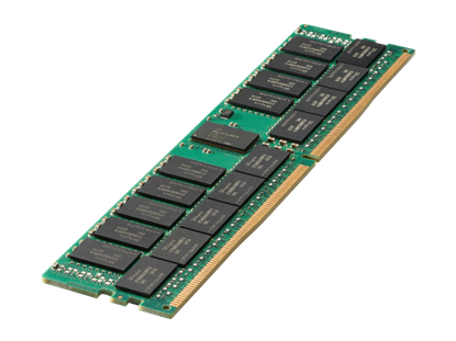 Picture of HPE 8GB (1x8GB) Single Rank x8 DDR4-2933 CAS-21-21-21 Registered Smart Memory Kit (P00918-B21)