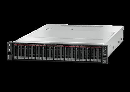 Hình ảnh Lenovo ThinkSystem SR650 SFF Silver 4208