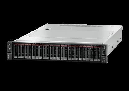 Hình ảnh Lenovo ThinkSystem SR650 SFF Silver 4210