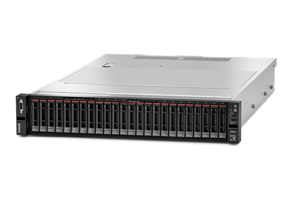 Hình ảnh Lenovo ThinkSystem SR650 SFF Silver 4214