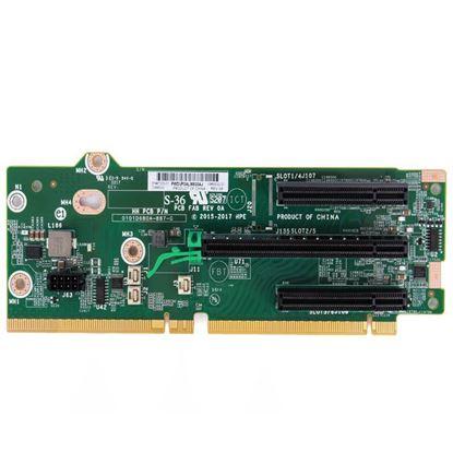 Picture of HPE DL Gen10 x8/x16/x8 Riser Kit (870548-B21)