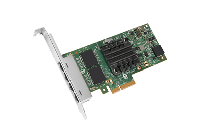 Hình ảnh Intel Ethernet I350 QP 1Gb Server Adapter,Full Height (42DEF540-BBDS)