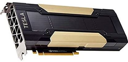 Picture of NVIDIA Tesla V100 16GB GPU computing processor