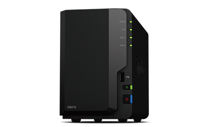 Picture of Synology DiskStation DS218