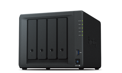 Picture of Synology DiskStation DS918+