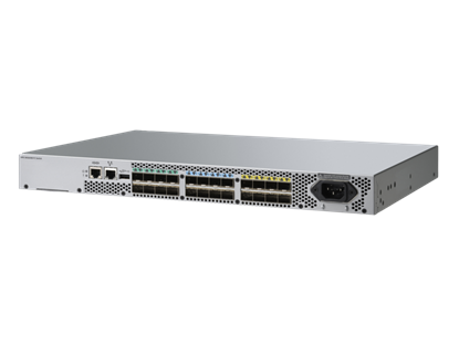 Picture of HPE StoreFabric SN3600B 32Gb 24/8 Fibre Channel Switch (Q1H70B)