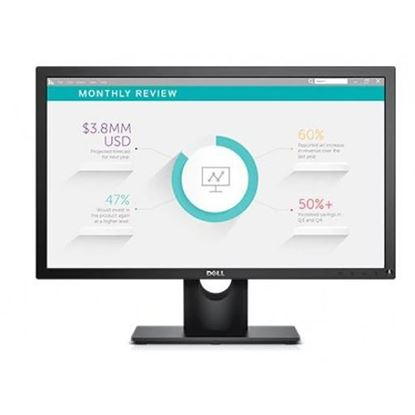 Picture of Dell Monitor E2318H 23' Wide LED, Full HD 1920 x 1080 (E2318H)