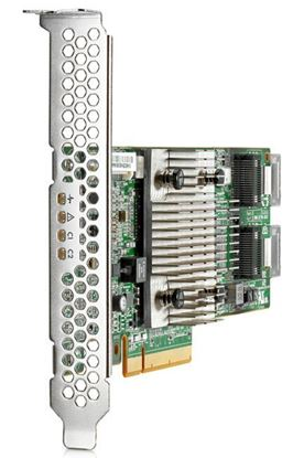 Hình ảnh HPE Smart Array E208i-p SR Gen10 (8 Internal Lanes/No Cache) 12G SAS PCIe Plug-in Controller (804394-B21)