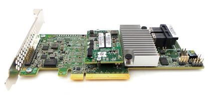 Picture of LSI MegaRAID SAS 9361-8i, 8-Port SAS/SATA 12Gb/s RAID Controller RAID (0, 1, 5, 6, 10, 50, and 60)