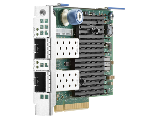 Picture of HPE Ethernet 10Gb 2-port 560FLR-SFP+ Adapter (665243-B21)