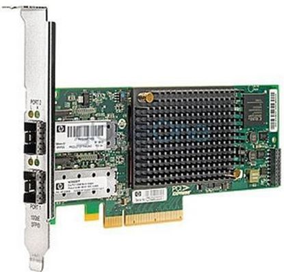 Picture of HPE NC550SFP 10Gb 2-port PCIe x8 Ethernet Adapter (581201-B21)