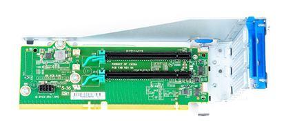 Hình ảnh HPE DL38X Gen10 x16/x16 Riser Kit (826694-B21)