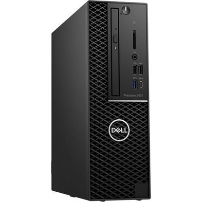 Picture of Dell Precision 3431 SFF Workstation i3-9100