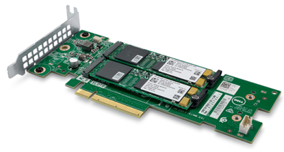 Picture of Dell BOSS controller card + with 2 M.2 Sticks 240G (RAID 1),FH