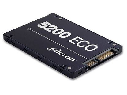 "Picture of Micron Enterprise 5200 ECO 960GB 2.5"" SATA (6 Gb/s) Solid State Drive (MTFDDAK960TDC-1AT16AB)"