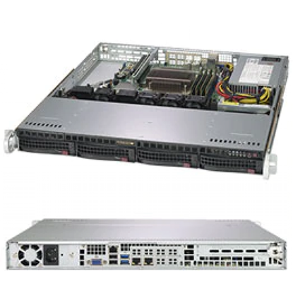 Picture of Máy Chủ SuperServer 5019C-M