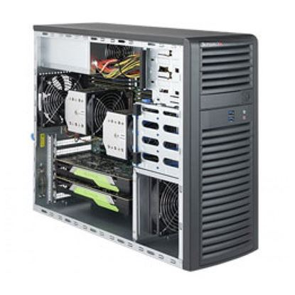 Picture of SuperWorkstation 7039A-i Silver 4112