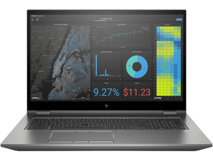 Picture of HP ZBook Fury 17 G7 Mobile Workstation i7-10750H
