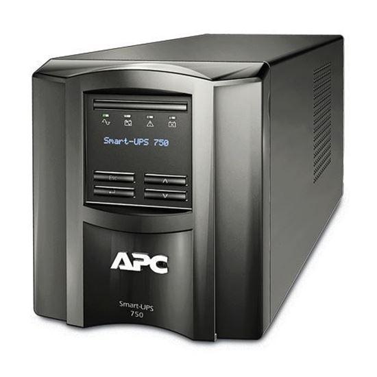 Hình ảnh APC Smart-UPS 750VA LCD 230V with SmartConnect (SMT750IC)