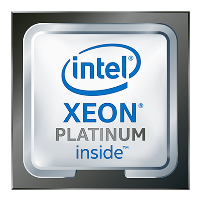 Picture of Intel Xeon Platinum 9282 Processor 77M Cache, 2.60 GHz