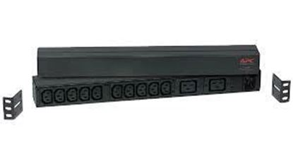 Picture of Rack PDU,Basic, 1U, 16A,208&230V, (10)C13 & (2)C19 (AP9559)