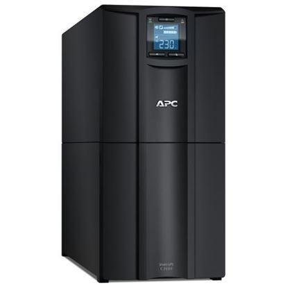 Picture of APC Smart-UPS C 3000VA LCD 230V (SMC3000I)