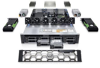 Picture of Dell Precision Rack 7920 Workstation Bronze 3104