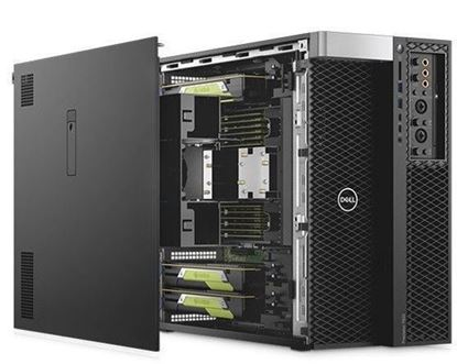 Picture of Dell Precision Tower 7920 Workstation Silver 4110