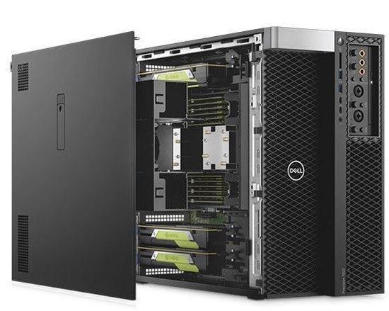 Hình ảnh Dell Precision Tower 7920 Workstation Silver 4110