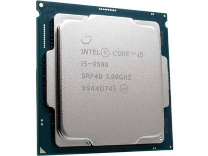 Hình ảnh Intel Core i5-9500 Processor 9M Cache, up to 4.40 GHz