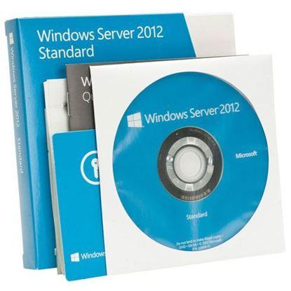 Hình ảnh Windows Svr Std 2012 R2 x64 English 1pk DSP OEI DVD 2CPU/2VM (P73-06165)
