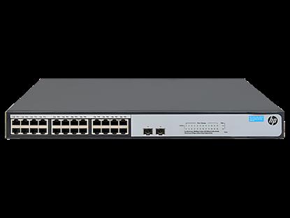 Hình ảnh HP 1420-24G-2SFP+ 10G Uplink Switch (JH018A)