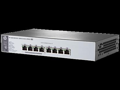 Hình ảnh HP 1820-8G-PoE+ (65W) Switch (J9982A)