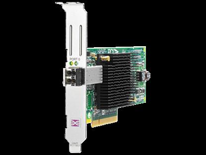 Picture of HP 81E 8Gb 1-port PCIe Fibre Channel Host Bus Adapter (AJ762B)