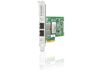 Picture of HP 82Q 8Gb 2-port PCIe Fibre Channel Host Bus Adapter (AJ764A)