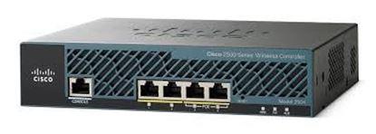 Hình ảnh Cisco 2504 AIR-CT2504-5-K9 Wireless Controller with 5 AP Licenses