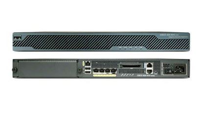 Picture of Cisco ASA 5525-X ASA5525-K9 with SW  8GE Data  1GE Mgmt  AC  3DES/AES