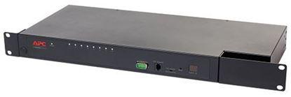 Picture of APC KVM 2G, Analog, 1 Local User, 8 ports KVM0108A