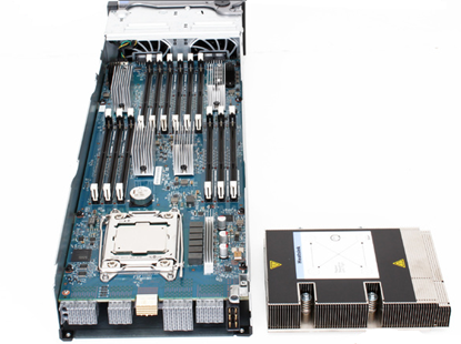 Hình ảnh X6 Compute Book Intel Xeon E7-4830 v2 10C 2.2GHz 105W (44X3971)