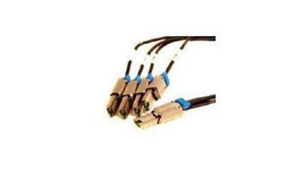 Hình ảnh SFF-8088 to 4xSFF-8088 Fanout External SAS Cable 1M