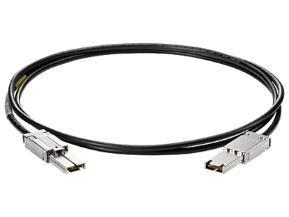 Picture of HP SAS Min-Min 1x-2M Cable Assembly Kit (AE470A)