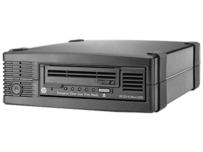 Hình ảnh HPE StoreEver LTO-6 Ultrium 6250 External Tape Drive (EH970A)