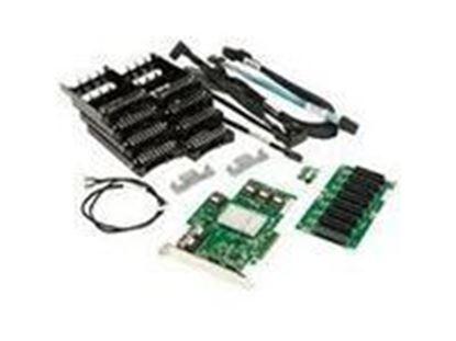 """Hình ảnh System x3650 M5 Plus 8x 2.5"""" HS HDD Assembly Kit with Expander (00FK661)"""