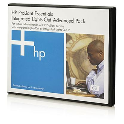 Picture of HP iLO Advanced 1 Server License with 3yr 24x7 Tech Support and Updates (BD505A)