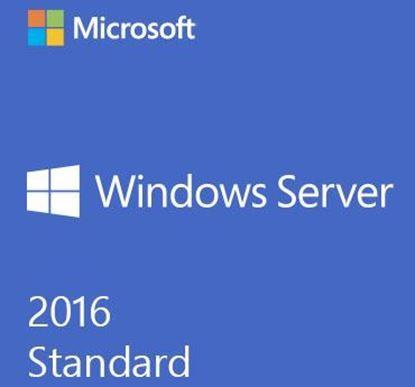 Hình ảnh Windows Svr Std 2016 64Bit English 1pk DSP OEI DVD 16 Core (P73-07113)