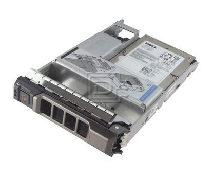 Hình ảnh Dell 900GB 15K RPM SAS 12Gbps 512n 2.5in Hot-plug Hard Drive,3.5in HYB CARR