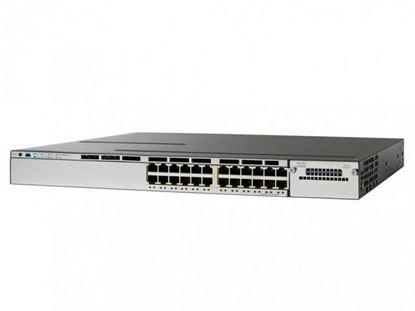 Cisco Catalyst 3850 12 Port GE SFP IP Base (WS-C3850-12S-S)
