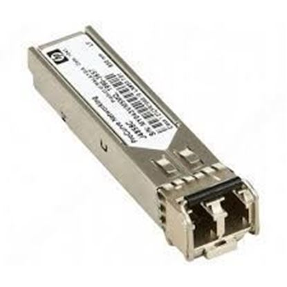 Picture of HPE X121 1G SFP LC LX Transceiver J4859C
