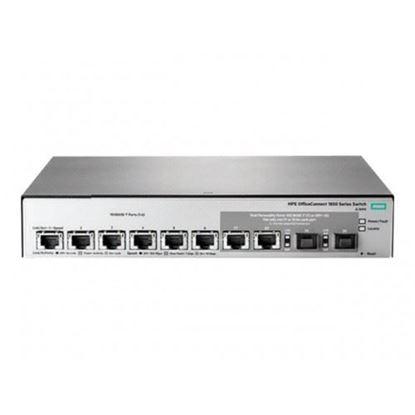 Hình ảnh HPE OfficeConnect 1850 6XGT and 2XGT/SPF+ Switch (JL169A)