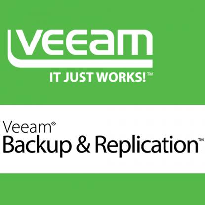 Hình ảnh 24/7 maintenance uplift, Veeam Backup & Replication Standard – ONE year (V-VBRSTD- VS-P024Y-00)